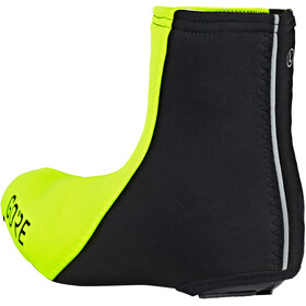 GORE WEAR C5 Windstopper Thermo Overshoes neon yellow/black